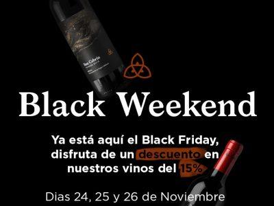 black friday san cebrín